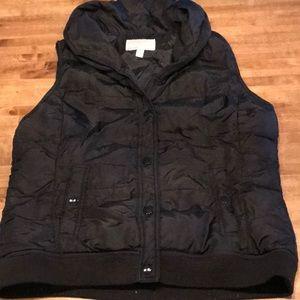 Women's Old Navy Vest Black XL
